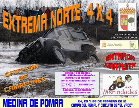 Extrema Norte 2012: «Campeón de Campeones»