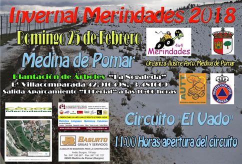 Invernal Merindades 2018